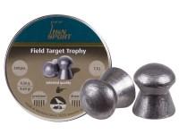 Haendler & Natermann H&N Field Target Trophy, .177 Cal, 4.52mm, 8.64 Grains, Round Nose, 500ct