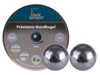 Haendler & Natermann H&N Rundkugel, .177, 4.50mm Dia., 7.70 Grains, Round Ball, 500ct