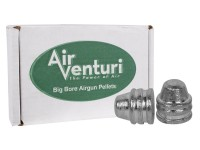 Air Venturi .45 Cal, 166 Grains, Semiwadcutter, 50ct