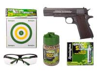 Remington 1911 RAC CO2 BB Pistol Kit Air gun