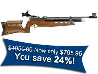 Air Arms S400 MPR Left Handed - CLOSEOUT Air rifle