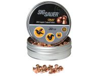 SIG Sauer Sig Sauer Crux Copper-Plated .22 Cal, 14.66 Grains, Round Nose, 200ct