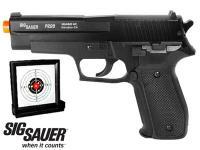 KWC SIG Sauer P226 Airsoft Spring Pistol,  Black Airsoft gun