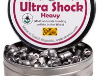 Skenco Ultra Shock, .22 Cal, 25.4 Grains, Hollowpoint, 150ct