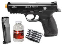 Smith &  Wesson Smith & Wesson M&P 40 CO2 Pistol Kit, Black Airsoft gun