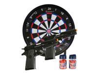Crosman Stinger Challenge Airsoft Kit, Black Airsoft gun