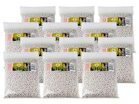 TSD Competition Grade 6mm Biodegradable Airsoft BBs, 0.20g, 60,000 Rds, White