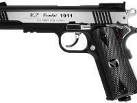 TSD Tactical-601 CO2 Blowback M1911, CBB Airsoft gun