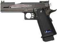 Caspian Hi-Capa 5.1 Dragon Gas Pistol Airsoft gun