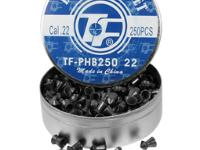 Tech Force .22 Cal, 15.51 Grains, Pointed, 250ct