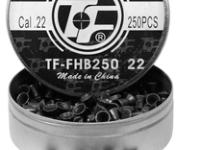 Tech Force Match .22 Cal, 14.43 Grains, Wadcutter, 250ct