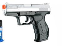 Walther P99 Airsoft Special Operations, Silver Airsoft gun