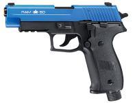 RAM Paintball RAM X50 Paintball Pistol, LE Blue Slide Airsoft gun