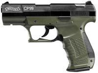Walther CP99 CO2 Gun, Green Air gun
