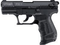 Walther P22 S Blank Gun, Black Blank gun