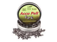 Webley & Scott Ltd. Webley Accu Pell Pellets, .20 Cal, 14.30 Grains, Domed, 500ct