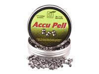 Webley & Scott Ltd. Webley Accu Pell Pellets, .177 Cal, 7.9 Grains, Domed, 500ct