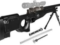 Well Bravo MK98 MB01B Sniper w/Upgraded Spring  Airsoft gun