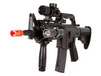 Well MR-733 / Combat Colonel Spring Rifle Airsoft gun