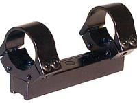 B-Square 17301 AA 1-Pc Mini Adjustable Mount w/1 inch Rings, 9.5-13mm Dovetails