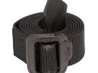 5.11 Tactical TDU 1.5 inch Belt, Plastic Buckle, XXL, Black