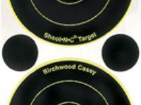 Birchwood Casey 3 inch Round Bullseye Shoot-N-C Targets (15)