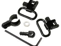 Airgun Express Barrel Swivels for Beeman and RWS (.585 inch to .635 inch Diam.)
