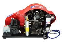 AireTex 45 Electric Air Compressor, Max 4500 PSI, Incl. Scuba Yoke & 300 DIN Hose