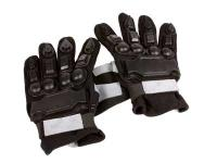 Air Venturi Full Armor Full-Finger Airsoft Gloves, Small