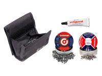 Air Venturi Crosman Shooters Pellet Kit, .22 Caliber
