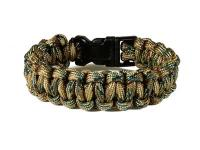 Air Venturi Paracord Bracelet, XL, Multi Cam