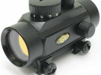 Aftermath 30mm Red Dot Sight, Weaver Base