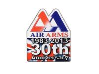 Air Arms 30th Anniversary Commemorative Pin