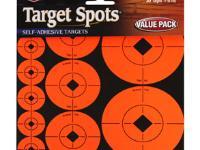 Birchwood Casey 1 inch, 2 inch & 3 inch Targets, 110ct