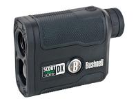 Bushnell Scout 6x21 DX 1000 ARC Laser Rangefinder, 5-1,000 Yards, Waterproof, Rubber-Armored