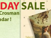 Crosman Holiday Bazaar -Exclusive Crosman 2009 calendar!