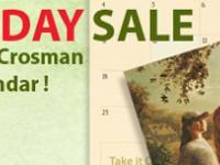 Crosman Holiday Bazaar -Exclusive Crosman 2009 calendar!