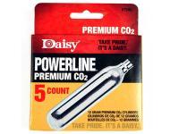 Daisy DAISY 12 gram CO2 cartridges (5 count)