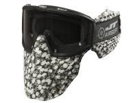 JT Delta 2 Airsoft Skull Mask & Goggles