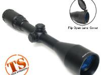 Leapers 5th Gen 3-9X50 RIfle Scope, Mil-Dot Reticle