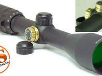 Leapers AccuShot 3-9x40 Elite Tactical Mil-Dot Scope (adj. @35 yds)