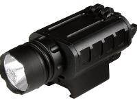 UTG Combat 23mm IRB LED Flashlight, Integral Weaver Mount