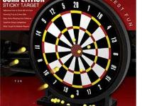 Leapers Accushot Competition Sticky Dartboard Target