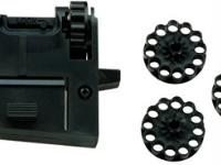 Crosman 414 Speedloader Kit, Fits Crosman 1077, Extra Mag & 3 Rotary Clips