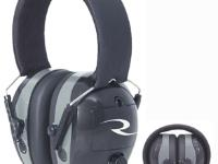 Radians Maximus 29 Electronic Earmuffs, Impulse Sound Protection, Hearing Amplification, NRR 29
