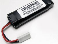 Pyramyd Air 8.4v 1500mAh NiMH Battery with Large Tamiya connector for Tokyo Marui Stock Guns