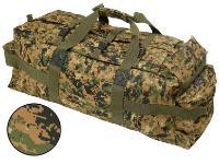 UTG Ranger Field Bag, Woodland Digital Camo
