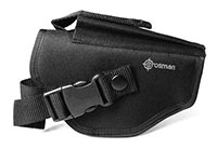 Crosman Pistol Holster, Accessory Pocket, Quick-Release Buckle, 7 inchx4.5 inch