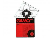 Gamo Airguns, Ammo, and Access Gamo Paper Targets, 100 pack