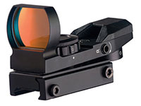 Walther Multi-Reticle Sight, MRS, 7 Brightness Levels, 4 Reticles, Weaver Mount